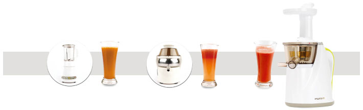 Hurom Indonesia - Slow Juicer Website